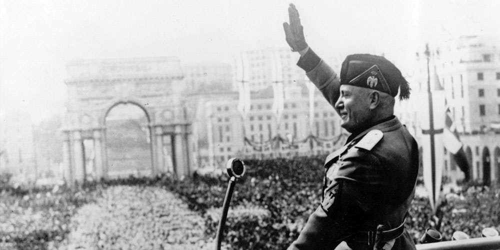 Il reato di apologia del fascismo torna in vigore